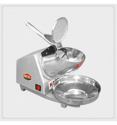 Kalsi Ice Crusher / Cutter Gola Maker Electric Motorised Machine in Steel for Bar and Party at Home