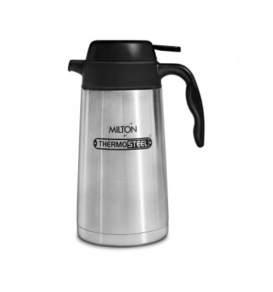 Milton Thermos Steel Insulated Carafe Coffee Tea Jug Astral