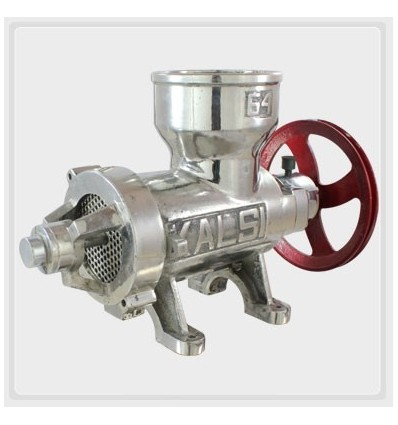 Kalsi Power Meat Mincer Stainless Steel without 1 HP Motor No 32