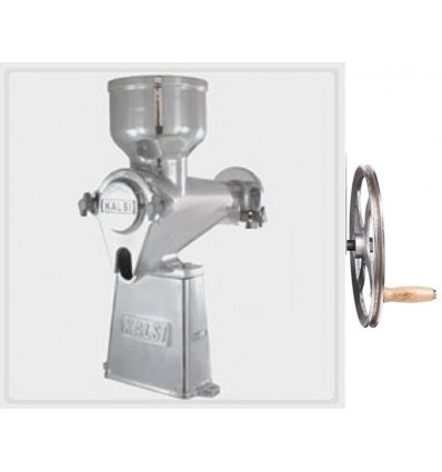 Kalsi Commercial Hand Operated Juice Machine No 18 With Stainless Steel Rod and Cast Iron Wheel