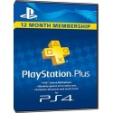 PlayStation Plus 12 Month Membership Card PSN Plus Card PS-Plus (Singapore Account)