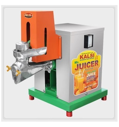 Kalsi Automatic Juice Machine No 12 Stainless Steel Cabinet With 0.5 HP Motor