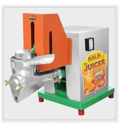 Kalsi Commercial Automatic Juice Machine No 21 Stainless Steel Cabinet With 1HP Motor