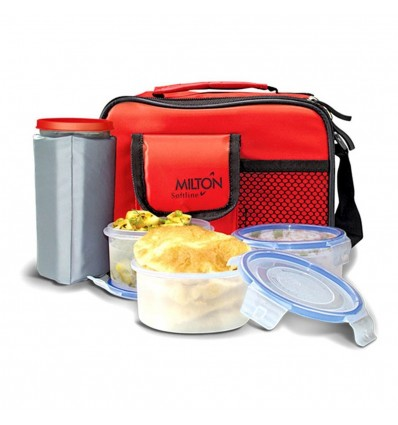Milton Lavish Lunch with Microwave Safe Containers