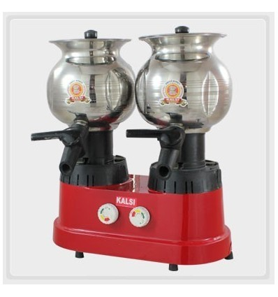 Kalsi Commercial Madhani Lassi Machine for Butter Churning Double Gadwa Double Motor 3.5 Ltr. Capacity