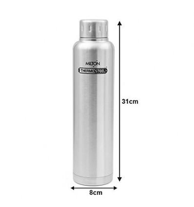 Milton Thermos Stainless Steel Water Bottle Elfin 750