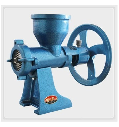 Kalsi Power Meat Mincer with 0.5 HP Motor No 22 Fitted on Frame