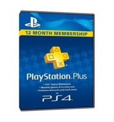 PlayStation Plus Card 1 year Membership Card PSN Plus Card PS-Plus (Singapore Account)