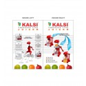 Kalsi Compact Juicer For Citrus Fruits & Pomegranate (Red)