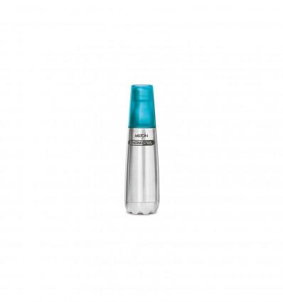 Milton Vertex -1000 Thermosteel Water Bottle with Unbreakable Tumbler, 1000 ml