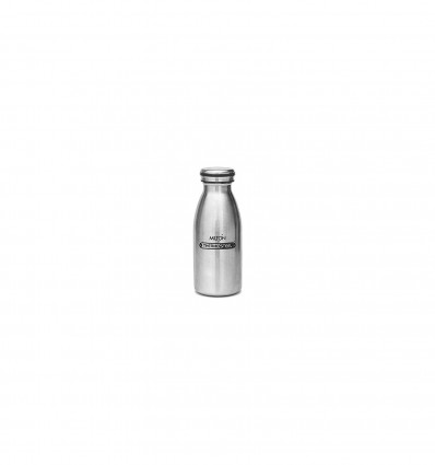 Milton Cameo-350 Stainless Steel Bottle, 350ml, Silver