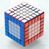 Yongjun MGC 6x6x6 Magic Cube - Black