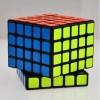 Yuxin Zhisheng Purple Kylin 5x5x5 Speed Cube - Black
