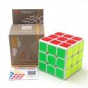 Enhanced Edition Yongjun GuanLong 3x3x3 Magic Cube - White