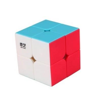 Qiyi QiDi S 2x2 Magic Cube - Colorful