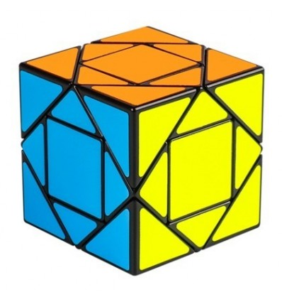 MF8847 Mofang Jiaoshi Pandora Magic Cube - Black