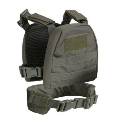 WST Children Tactics Vest and Belt Suit for WG Game - Green XS