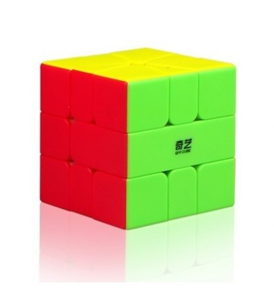 QiYi Mofangge Qifa SQ-1 Magic Cube - Colorful
