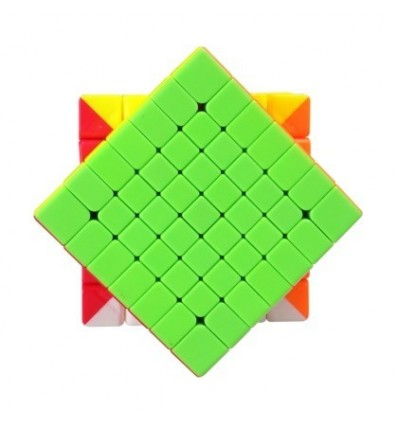 QiYi Mofangge Qixing 7x7 Magic Cube - Colourful
