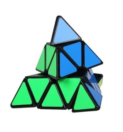 Shengshou Legend 3x3 Pyraminx Cube - Black