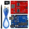 2.8 Inches TFT LCD Touch Screen LCD Shield Kit with TF Card for Arduino