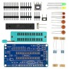 UNO R3 ATmega328P Development Board DIY Soldering Parts with Soldering Tutorial for Arduino
