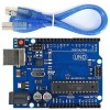 UNO R3 BreadBoard Advance Kit with Variety of Sensors LCD Display Module Tutorial for Arduino