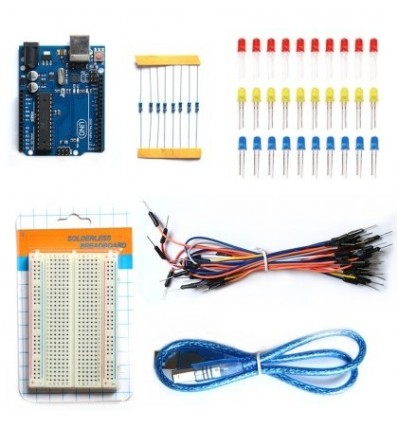 UNO R3 Development Board Starter Tool Basic Kit for Arduino