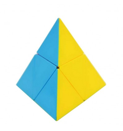 Lefang 2x2 Pyraminx Magic Cube - Colorful