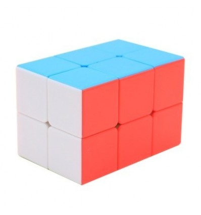 ZCUBE Cloud Series 233 Magic Cube Puzzle Toy for Challange - Colorful
