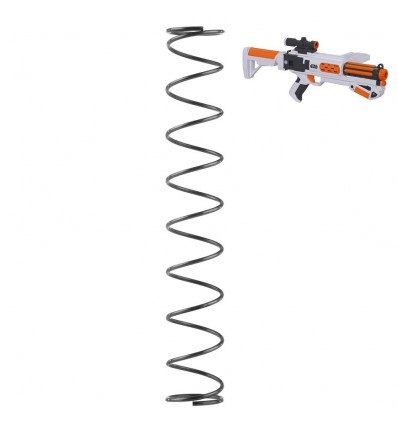 NFstrike Modified 12KG Upgraded Spring for Star Wars Nerf Episode VII First Order Stormtrooper Deluxe Blaster - Black