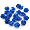 Vexclusive fake flowers heads Mini PE Foam Handmade DIY Wedding Home Decoration