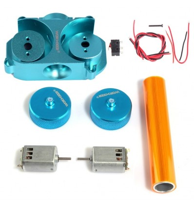 Worker Modified Parts Set for Nerf STF/CS-18/Infinus Blue Diamond Pattern