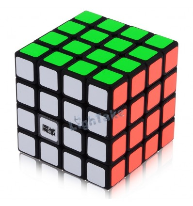 For US customer Only Moyu AoSu 4x4x4 Speed Cube Puzzle - 62mm Black