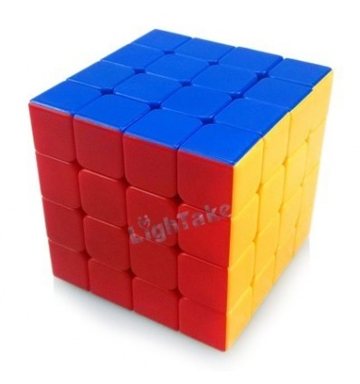 For US Customer Only Moyu AoSu 4x4x4 Speed Cube Puzzle 62mm Colorful