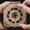 Robotime 3D Wooden Puzzle Model Building Kits Treasure Box Stem Toy