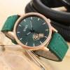 Green Elegant Dial Watches Women Luxury Bracelet Watch Dress Female Leather montre femme Quartz Wristwatches relogio feminino