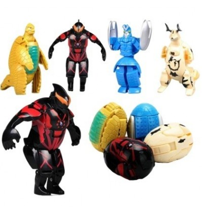 Ultra Egg Ultraman Four Different Colors and Types Random Delivery