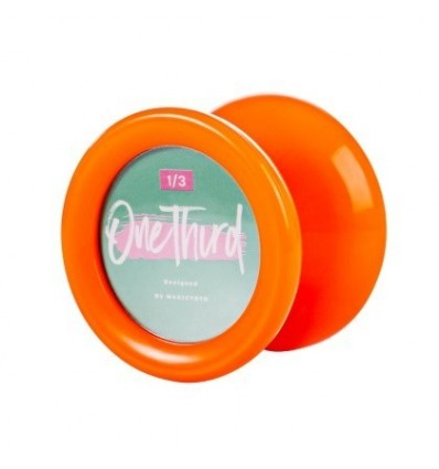 Magic YOYO D2 High Recovery Sensitivity Bearing Yo-yo Gift Toys for New Player - Orange
