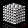 216Pcs 3mm Magnetic Balls Magnet Spheres - Silvery