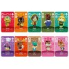 Nintendo Animal Crossing Amiibo Card Series 3(201 to 300)Work for NS Games Amiibo locks nfc Card SET 5 pc