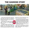 Hawkins Ceramic Coated Contura Pressure Cooker, 5L(Apple Green)