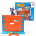 Funny Cat Stackle Wall Demolish Walls Game Parent-child Interaction Table Game