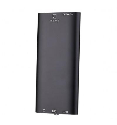 Black 32gb Hifi Mini Mp3 Music Player Sports with Earphone Fm Radio 1.8 Inch Tft Lcd Screen Micro SD TF Card