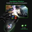 3 IN 1 Black Controller For XBOX 360 Console Joystick Controller Joypad