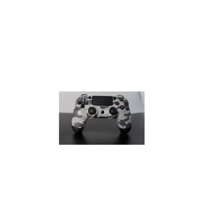 White Camo For Sony PS4 Controller Bluetooth Vibration Gamepad For Playstation 4 Detroit Wireless Joystick