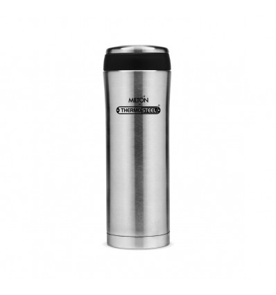 Milton Thermos Steel Insulated Water Bottle Optima Flask