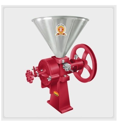 Kalsi Grinder Jumbo Junior Mill Without 1 HP Motor for Pithi Chilli Coffee Soya Oats Masala Corn and Spices