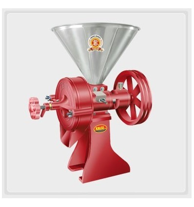 Kalsi Grinder SUPREME GRINDING MILL Without 2 HP Motor for Pithi Chilli Coffee Soya Oats Masala Corn and Spices